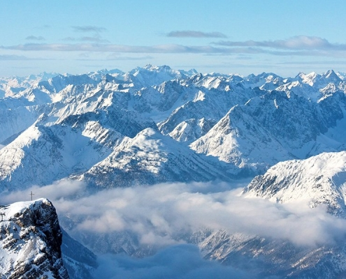 experience the Alps