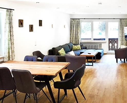 Holiday apartment in Grainau