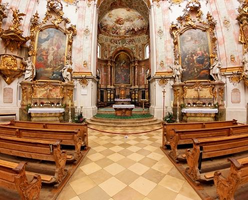 Kloster bei Grainau
