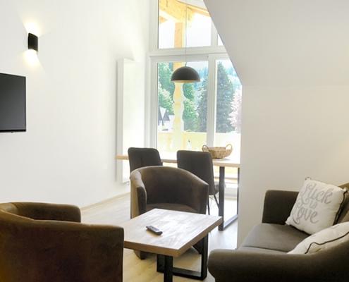 Ferienwohnungen in Grainau